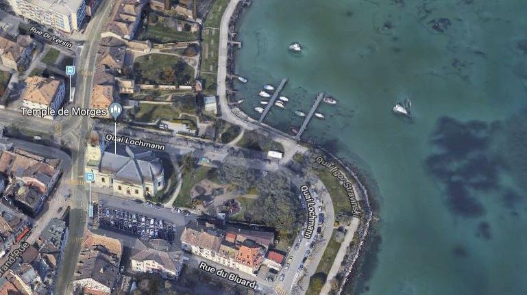 Le corps du pêcheur et son embarcation ont été retrouvés dans la baie de l'Eglise, à Morges.