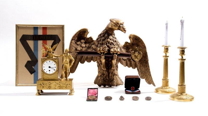 250 ans de Napoléon: le canton acquiert des objets «exceptionnels»