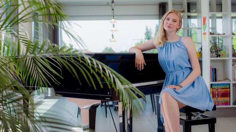 Une virtuose de 14 ans prête à enchanter Tannay