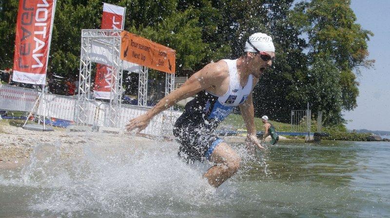 Le triathlon de Nyon n'aura pas lieu cet été