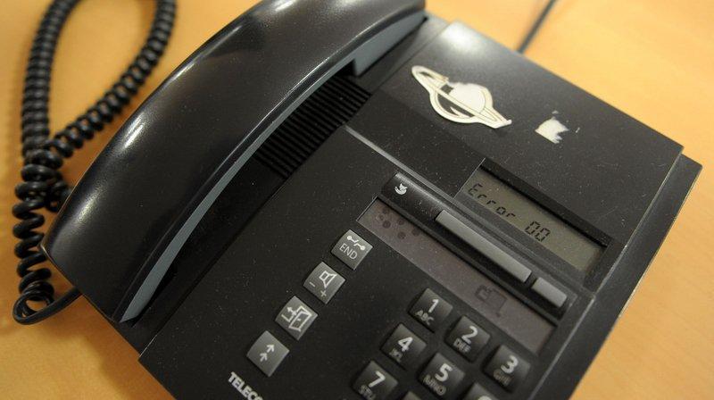 Le numéro de téléphone de l'Hôpital des aveugles a été usurpé (photo d'illustration).