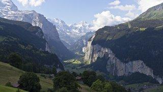 Berne: un base jumper fait une chute mortelle à Lauterbrunnen
