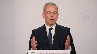 France: accusé de dépenses excessives, le ministre de la transition écologique François de Rugy démissionne