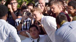 Football: Matthijs de Ligt, capitaine prodige de l'Ajax, signe à la Juventus pour 83 millions