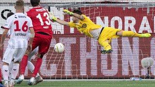 Football: Xamax fait match nul avec Thoune, Lucerne s'impose 2-0 à Saint-Gall
