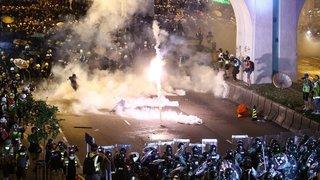 Les Hongkongais ne lâchent rien