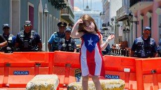 Le ras-le-bol portoricain