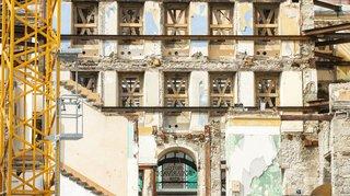 Nyon: l'hôtel Beau-Rivage peut enfin se refaire une beauté