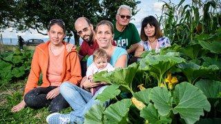 Au Muids, la convivialité pousse dans un jardin en permaculture