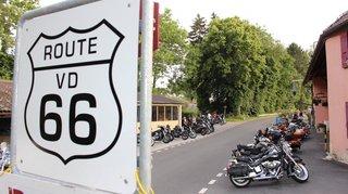 La route 66, artère incontournable d'une région morgienne en chantier