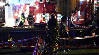 Nyon: incendie à la clinique de La Métairie