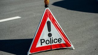Gros déploiement policier et intervention musclée en Terre Sainte