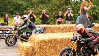 Chéserex: deux jours de duels de sprint pour les fanas de motos