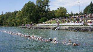 Triathlon de Nyon: une 31e édition record
