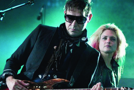 The Kills, duo anglais.  ARCH. S. FROMHOLD