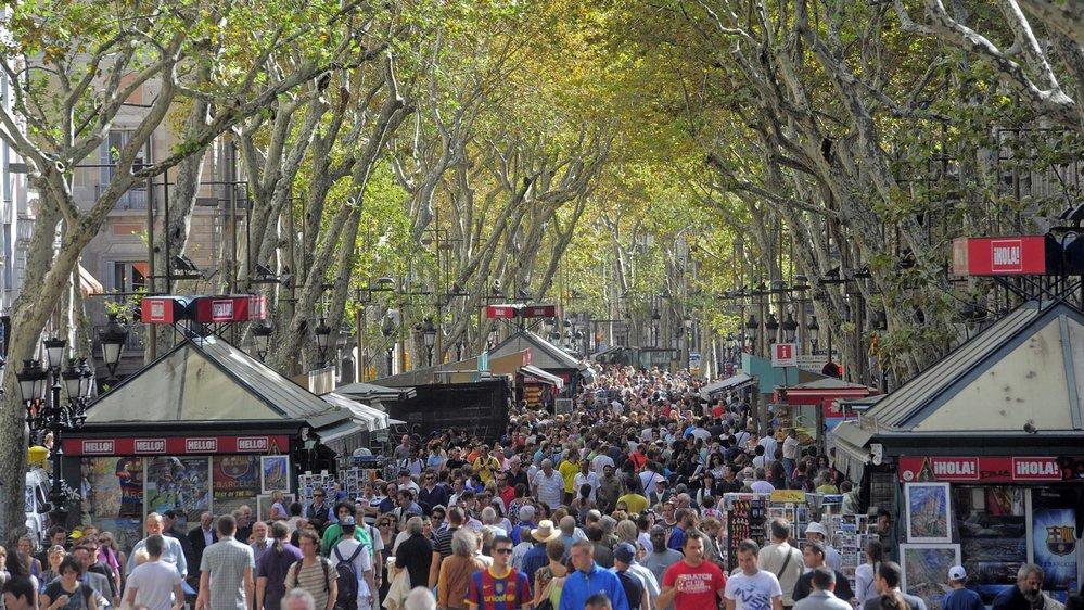 Barcelone minée par un climat d'insécurité