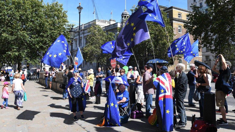 Le Royaume-Uni n'en finit pas de se déchirer à propos du Brexit.