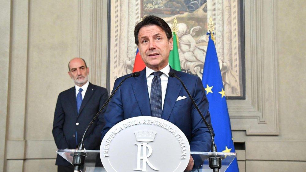 Le premier ministre Giuseppe Conte assumera pleinement son rang sans se laisser dicter ni sa ligne ni ses choix d'hommes pour former le gouvernement.