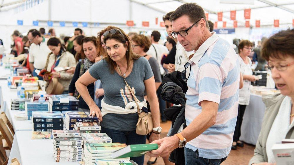 La 10e édition du Livre sur les quais se déroulera de vendredi à dimanche, avec 260 écrivains invités.