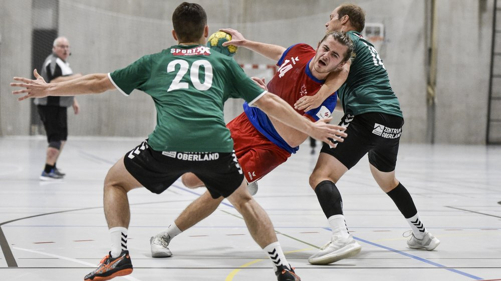 Le match de coupe face à Dagmersellen constituera un bon test pour Léo Poret et les Nyonnais.