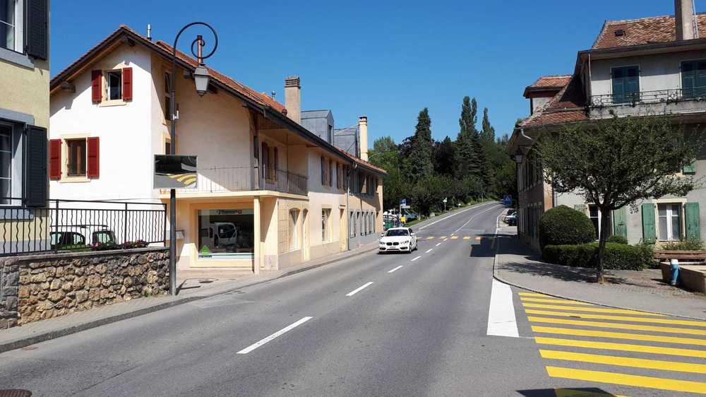 La commune veut réduire les nuisances sonores notamment sur la Grand-Rue.