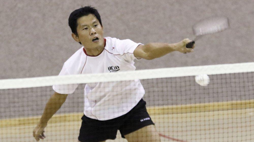 Joueur et entraîneur du club morgien depuis une quinzaine d'années, Khieng Khauv en est également le président depuis cet été.