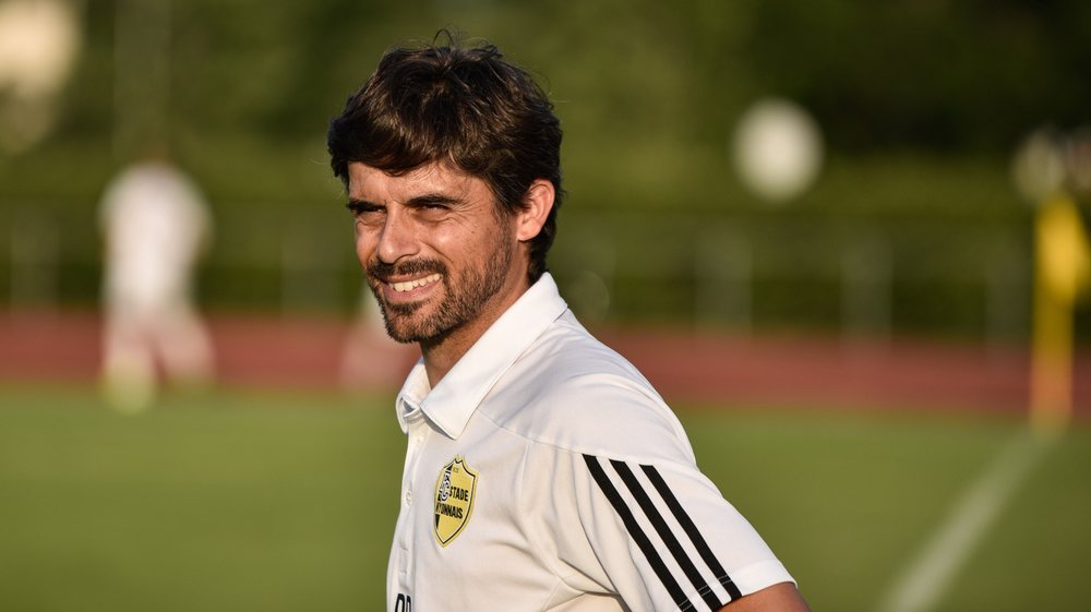 Un résultat qui satisfait le coach nyonnais Ricardo Dionisio.