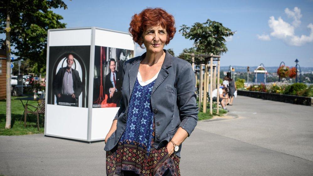 Sylvie Berti Rossi a cofondé Le Livre sur les quais en 2010, en s'inspirant notamment du festival Le Livre sur la Place de Nancy, en France.