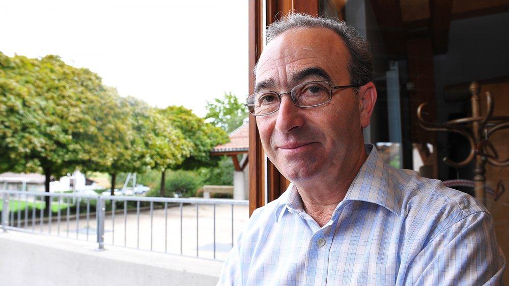 Gérald Bussy a quitté son bureau de syndic de Crans en 2012 après dix-sept ans passés à la Municipalité.