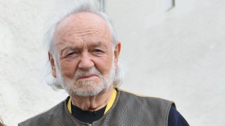 """Jean-Samuel Curtet s'était dit flatté de la reconnaissance accordée par le Mérite artistique de la Ville de Nyon en 2013, même si """"celui-ci venait un peu tard pour en faire un jeune prodige""""."""