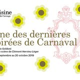 Une des dernières soirées de Carnaval