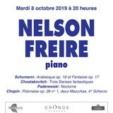 NELSON FREIRE, PIANO