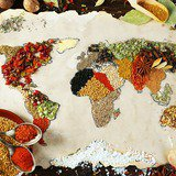 """Balade Gourmande """"Le tour du Monde"""""""
