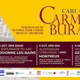 Concert Carmina Burana, Carl Orff