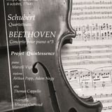 Concert Schubert & Beethoven - Projet Quintessence
