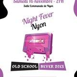 Night fever Nyon 2019