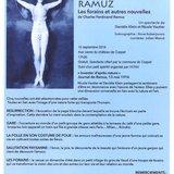 Ramuz - Les forains et autres nouvelles