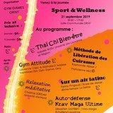 Journée Sport & Wellness pour les femmes