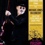 Concert Michael Jones