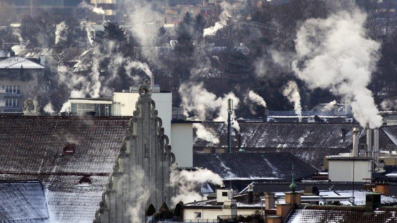 La Suisse entend contribuer aux efforts internationaux pour limiter le réchauffement. (illustration)
