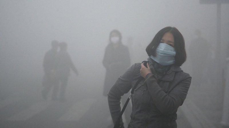 De précédents travaux ont montré que l'exposition à la pollution de l'air pendant la grossesse était notamment associée à un plus grand risque de naissance prématurée.