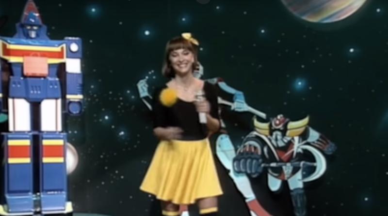 Ariane a interprété de nombreux génériques de dessins animés pour l'émission Club Dorothée. (Archives)