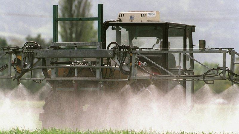 Pesticides: une initiative parlementaire pour protéger les nappes phréatiques