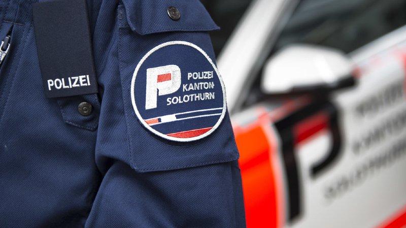La police soleuroise a pu arrêter l'agresseur à la gare d'Olten (illustration).