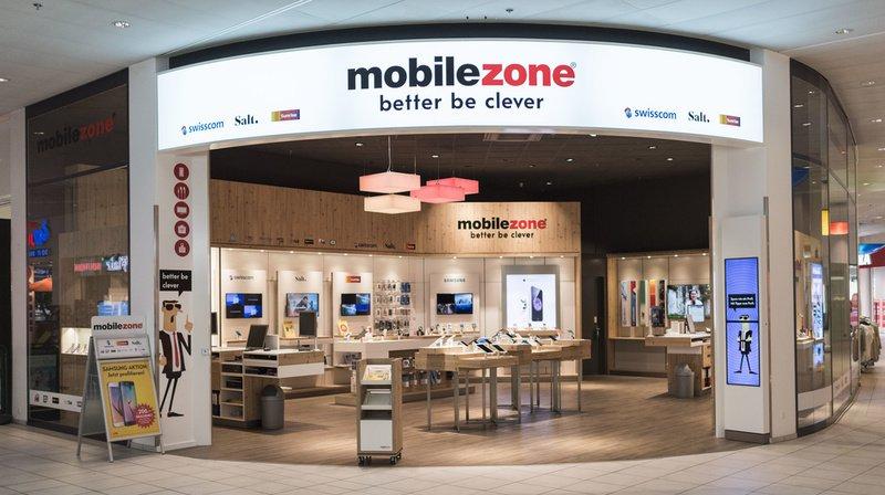 """La newsletter de Mobilezone est intitulée """"VIP-Registration"""" et permet aux 5000 premiers clients de précommander le nouveau smartphone d'Apple. (Illustration)"""