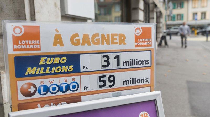 Loteries: les plus gros jackpots de l'histoire en Suisse, en Europe et dans le monde