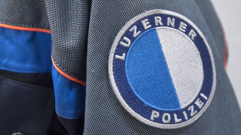 Un porte-parole de la police cantonale lucernoise a indiqué que l'accident s'est produit à 16h15.