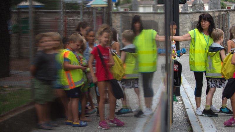 Mobilité: les ados et les enfants utilisent plus souvent les transports publics qu'il y a 20 ans