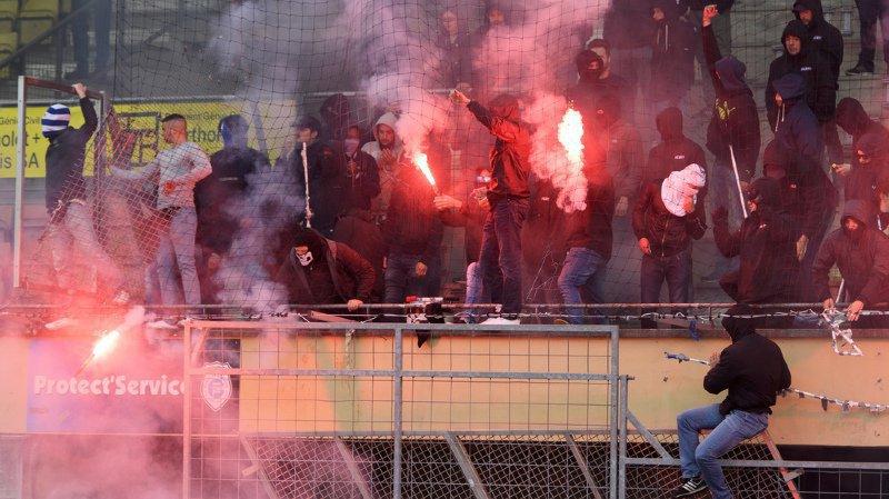 Hooliganisme: deux ultras vaudois restent interdits de stade