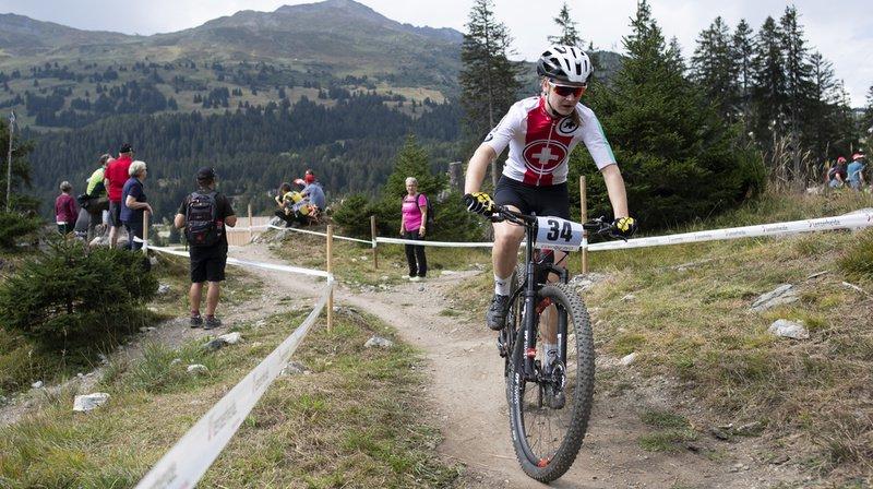 VTT – Championnats du monde au Canada: une deuxième médaille d'or pour la Suisse